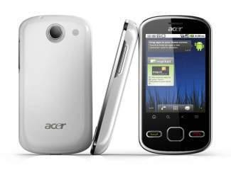 Смартфон Acer beTouch E140